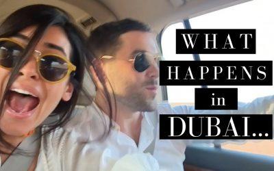 Our DUBAI Adventure VLOG (Part 2) | Sazan Hendrix