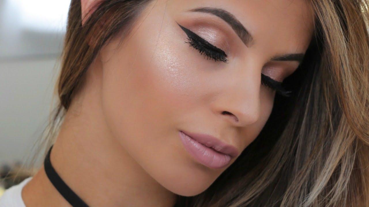 Everyday back to school drugstore makeup tutorial e hairdressing baditri Gallery