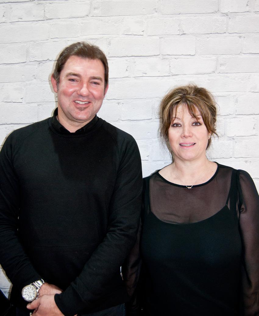 Richard and Nancy