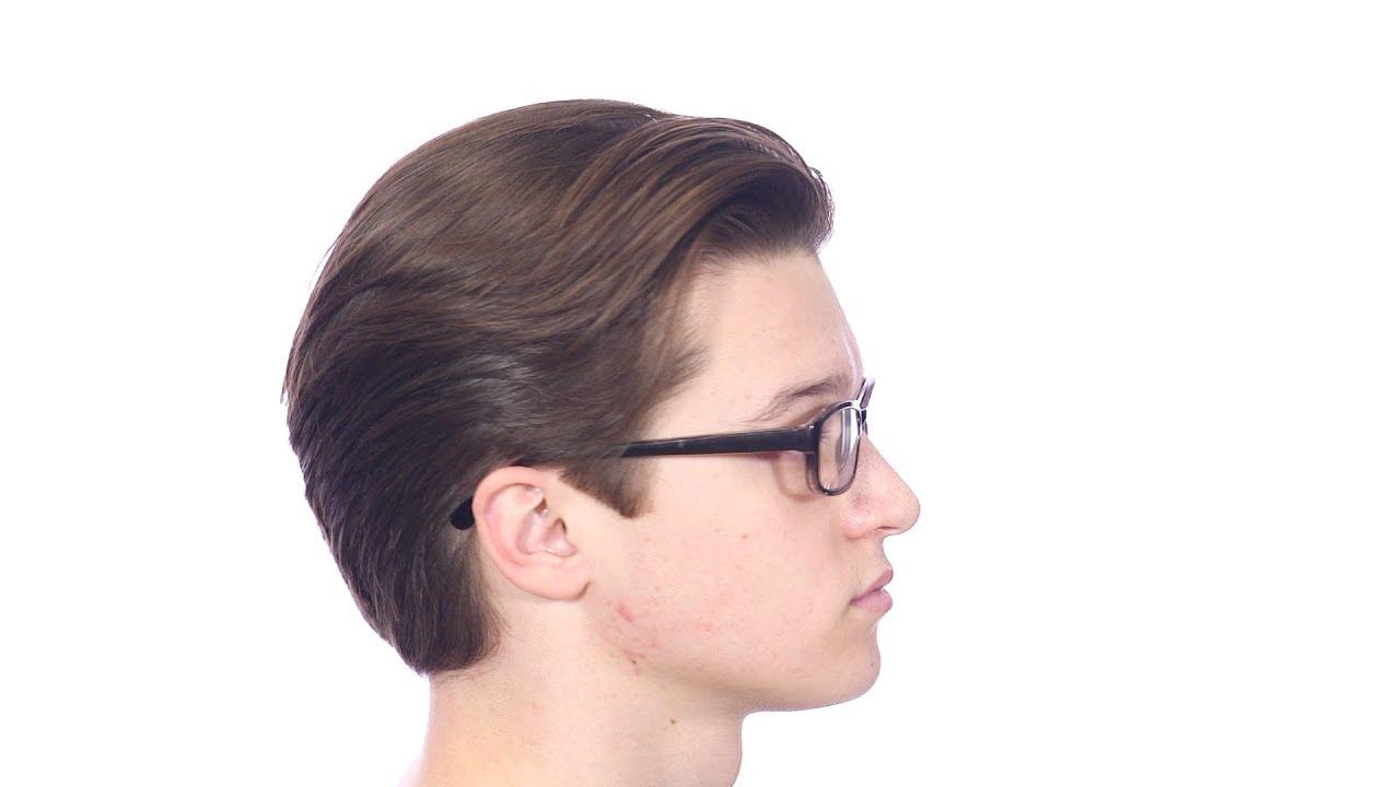 Captain America Infinity War Haircut Tutorial Chris Evans Haircut